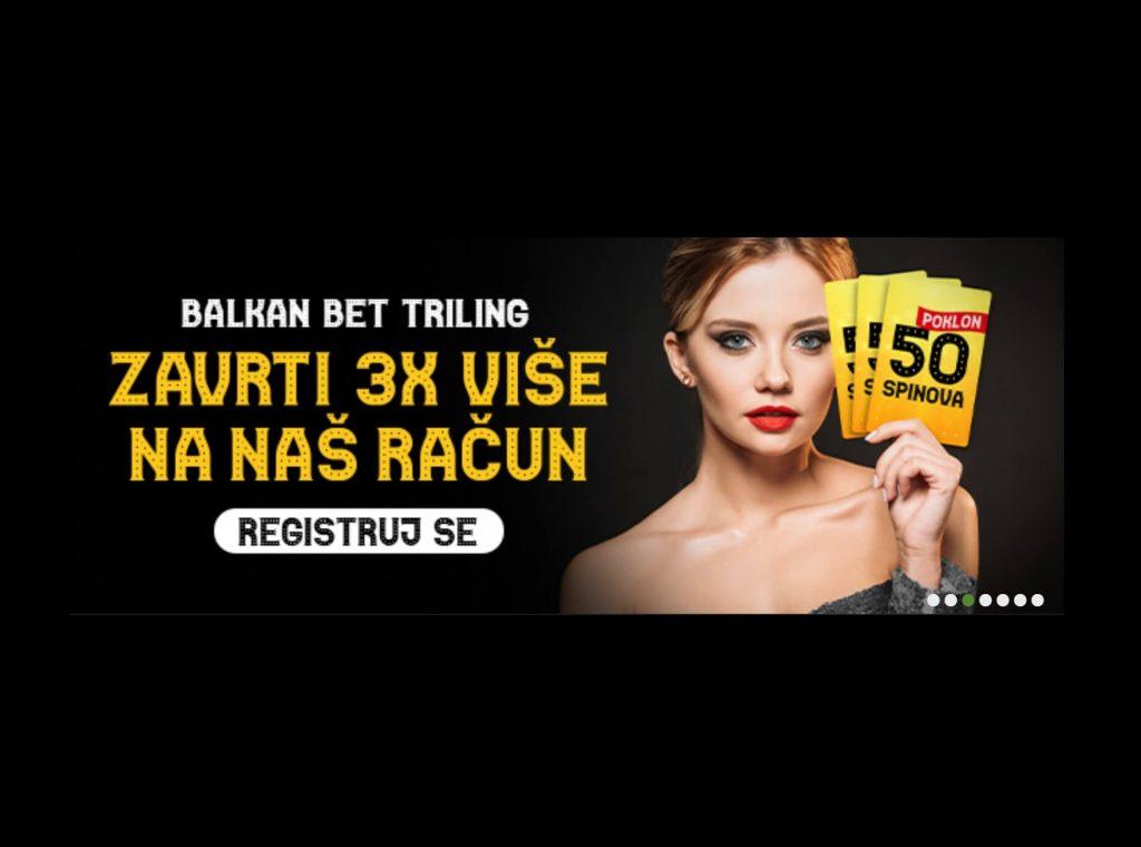 Registruj se Balkanbet