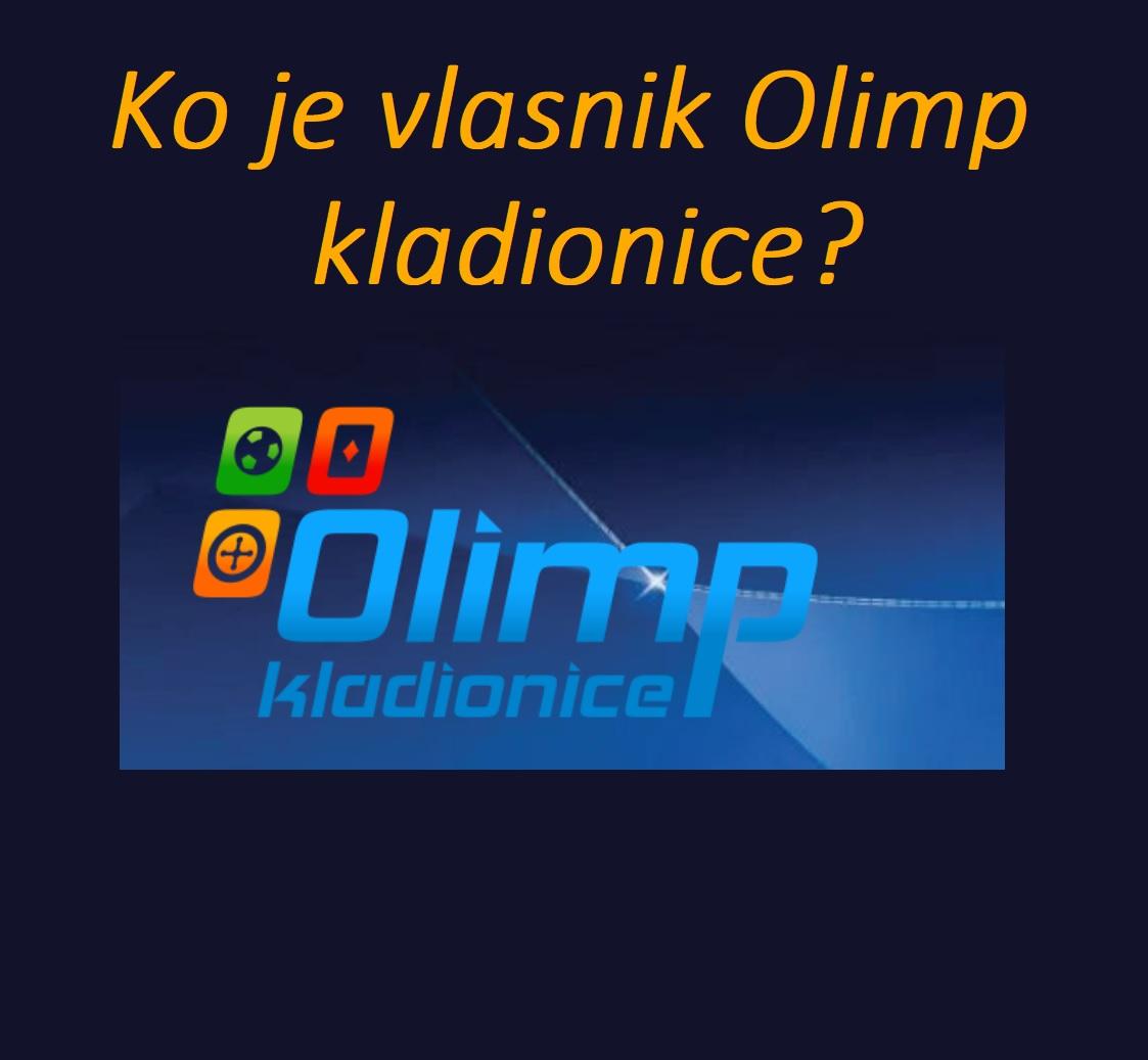 Olimp Kladionica vlasnik