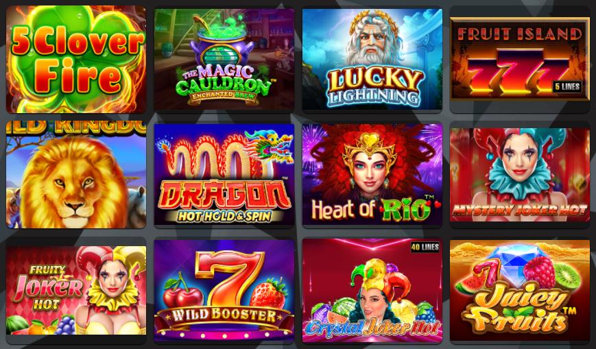 Igre u 365 onlajn kazinu