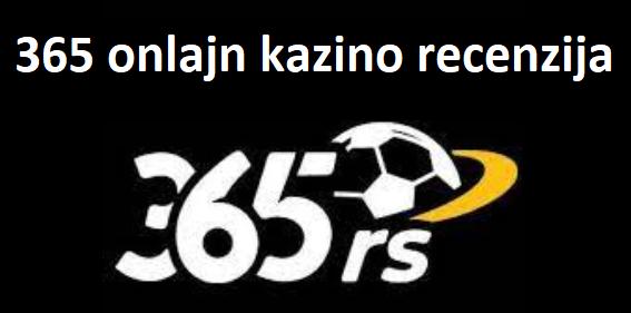 365 onlajn kazino recenzija
