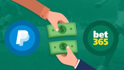 Да ли могу да користим PayPal за вршење уплате на Bet365?