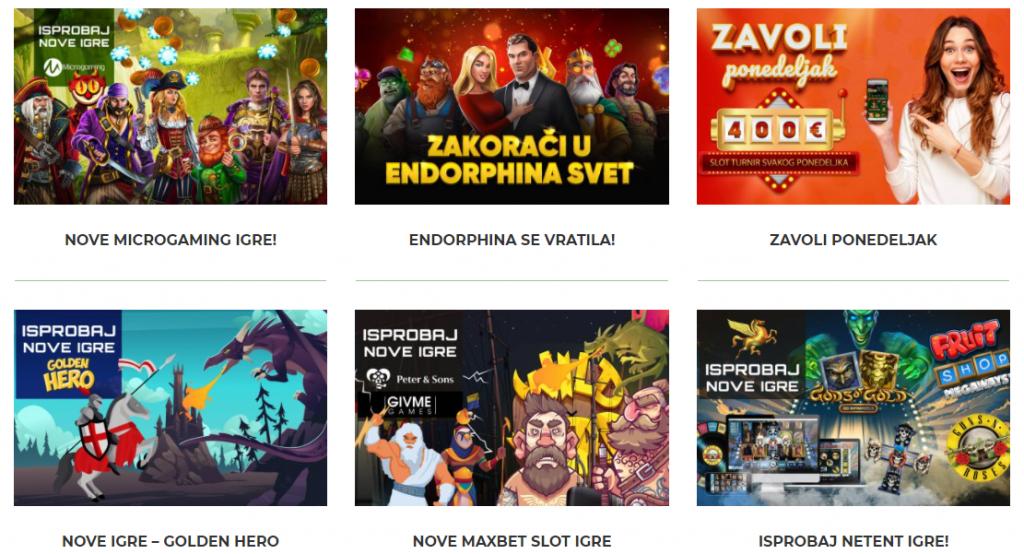Bonusi i promocije u MaxBet onlajn kazinu