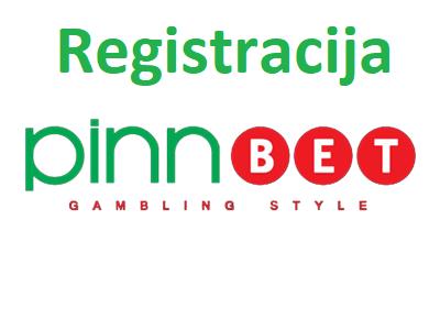 Pinnbet Registracija