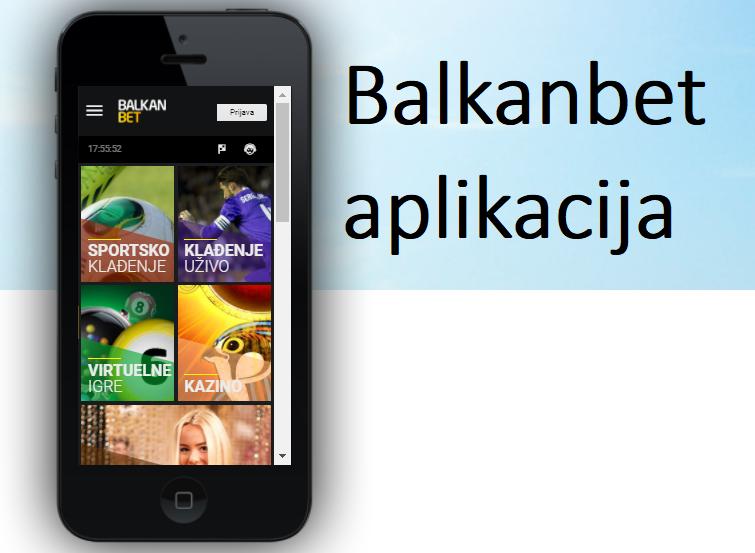 Balkanbet aplikacija
